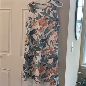NWT - Palm Print Dress
